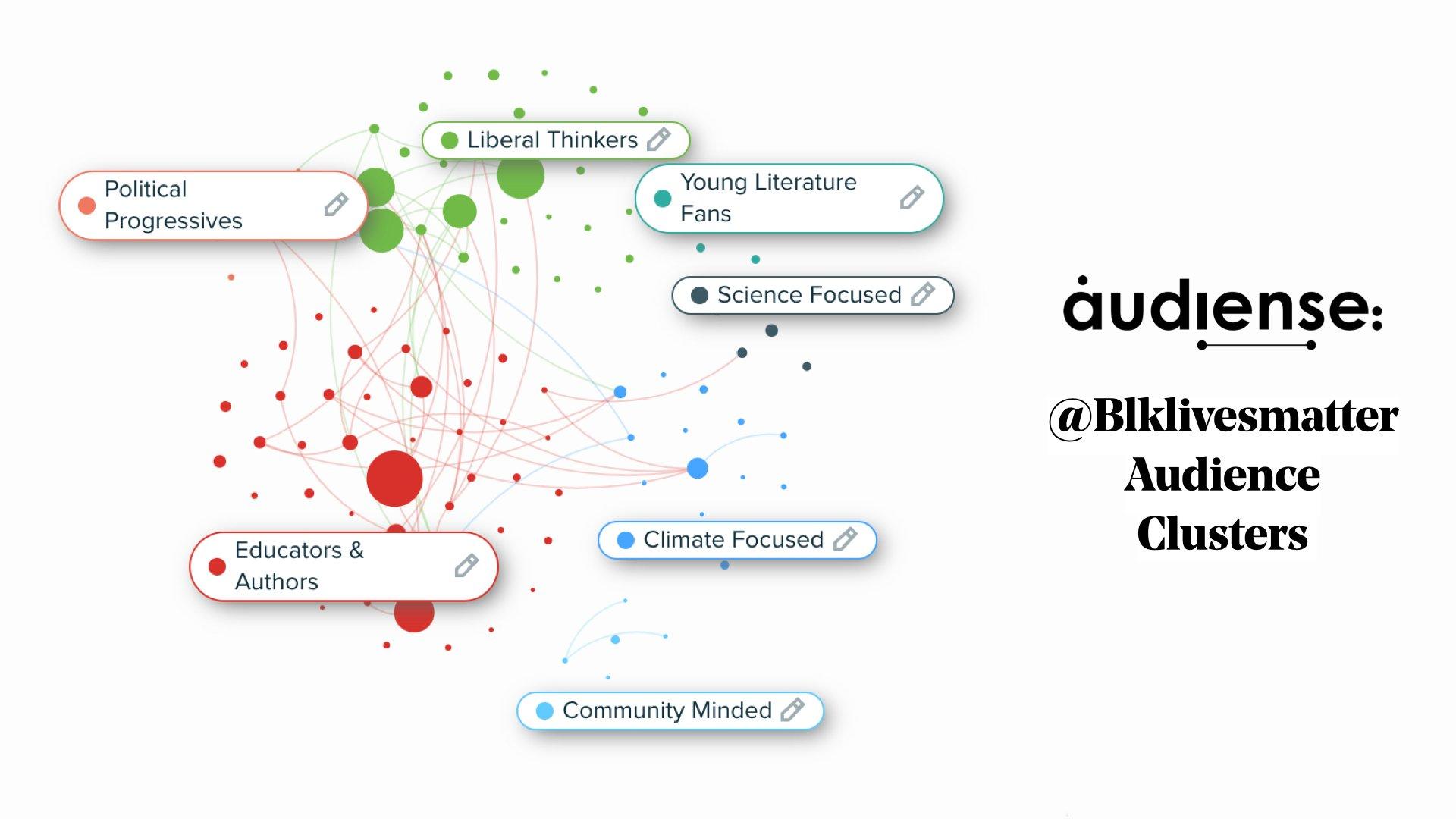 Black Lives Matter - Audiense & GWI analysis