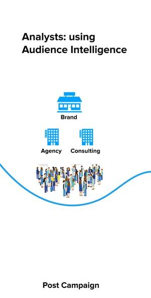 Audiense - Stakeholders in postcampaing phase