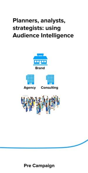 Audiense - Stakeholders in precampaing phase