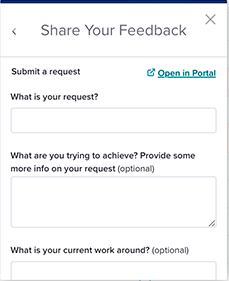 Audiense - Share your feedback