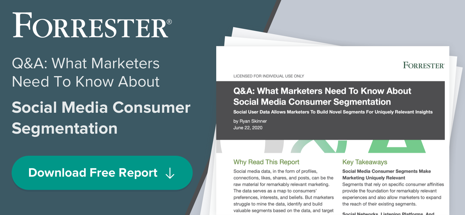 Audiense - CTA Blog Banner - Forrester Report - 800 x 370 - BIG