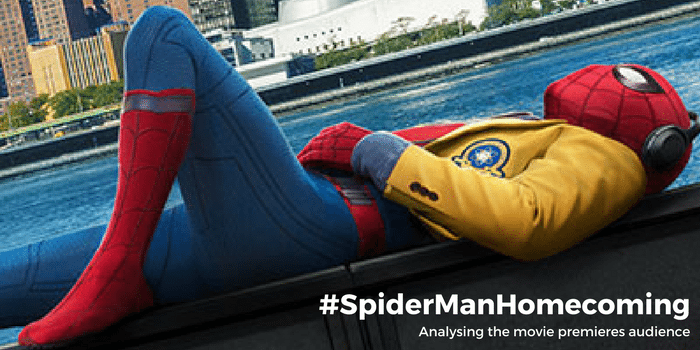Spider-Man's release spins a web around Twitter: Let's explore the audience