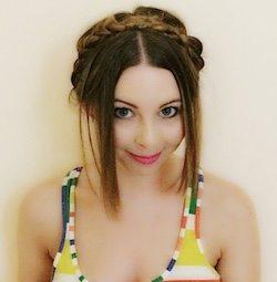 Emma Goble, River Island Social Media Head Shot