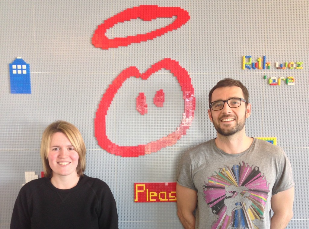 Innocent Drinks Social Media Team Case Study Joe McEwan Helena Langdon