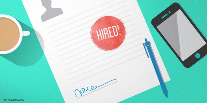 Job Interview Employment Recruitment Social Media Tips Ernst Young