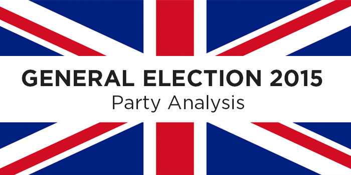 Twitter Analysis - Election 2015