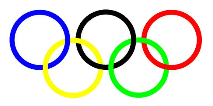 Social Media Olympics Games Data Marketing Analytics Stats Tech Strategy Olympic Logo Rings Hoops
