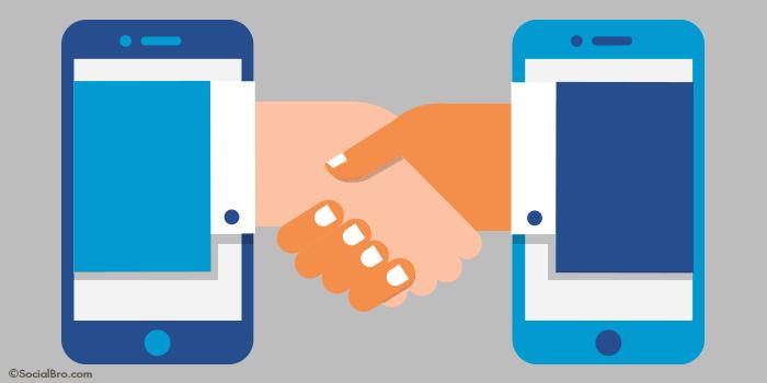 Social Selling How To Tips Twitter LinkedIn