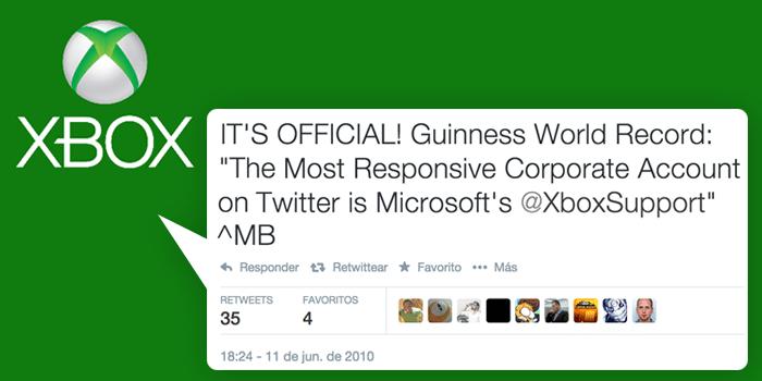 Xbox Customer Support Twitter