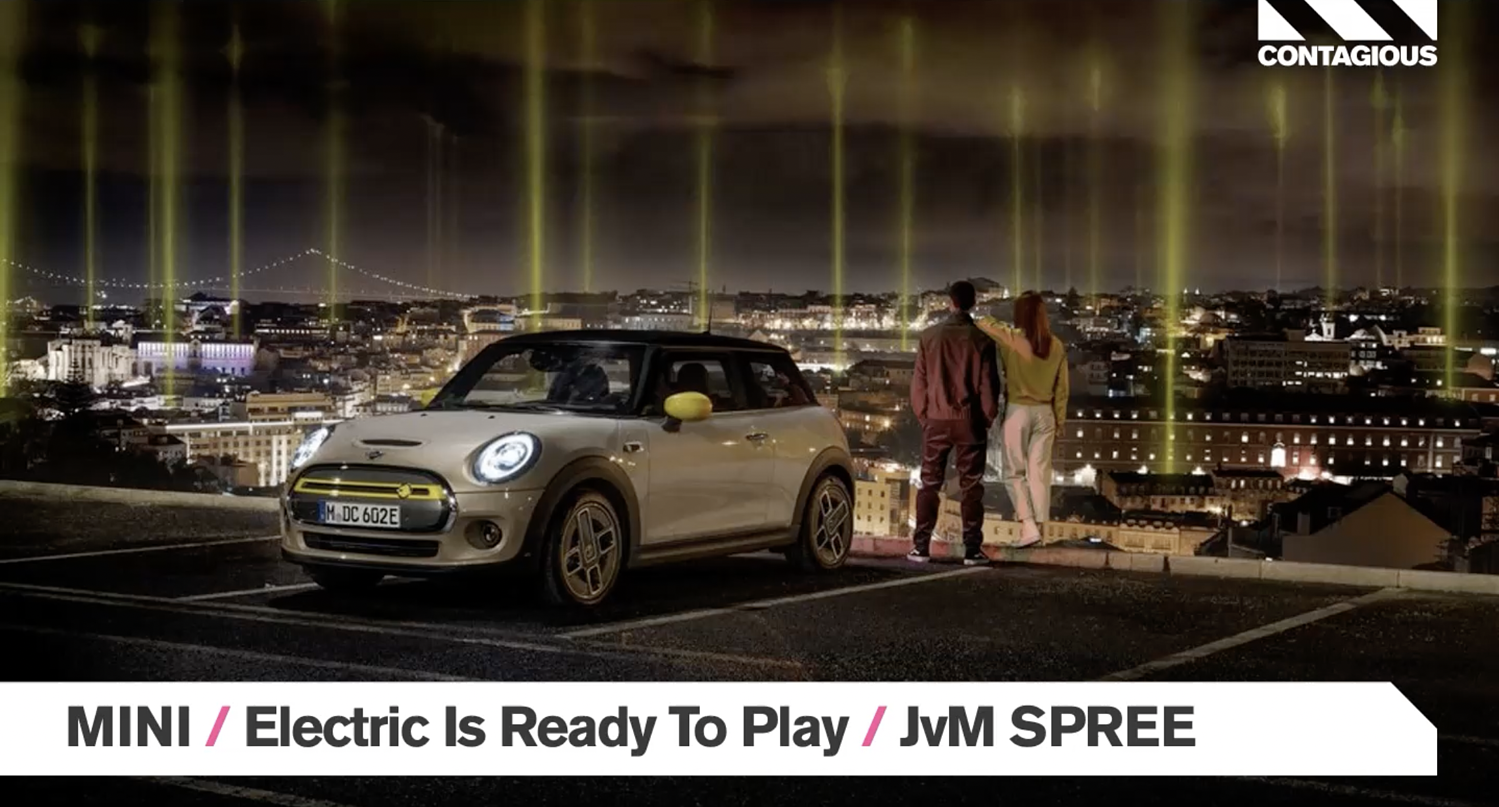 Audiense blog - MINI   Electric Is Ready To Play