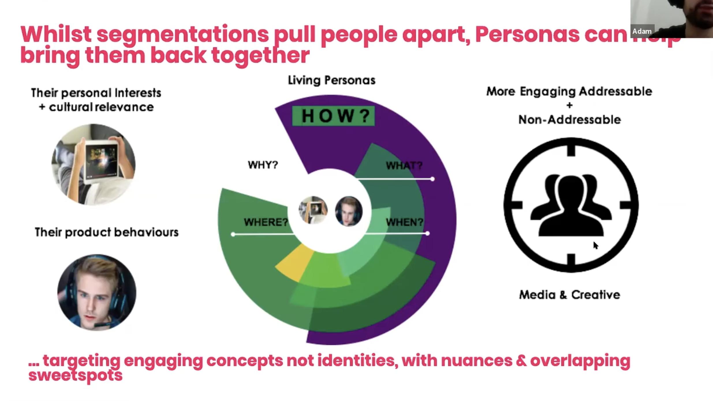 Audiense blog - Living Personas | OMD