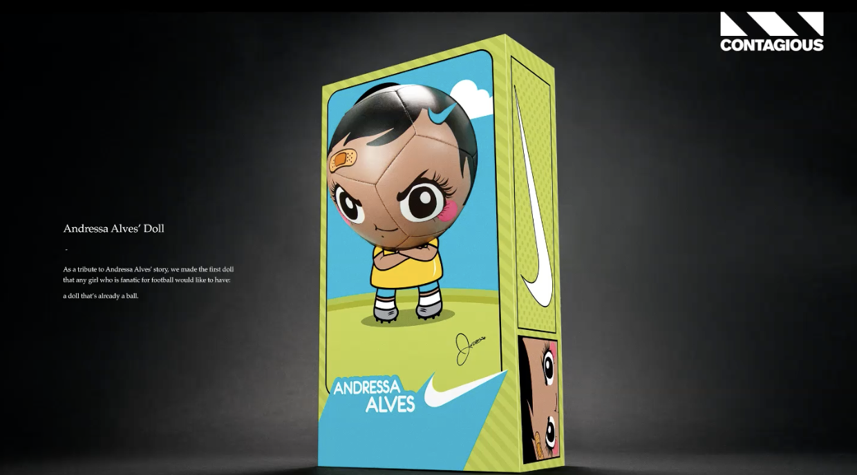 Audiense blog - Nike Brazil | The Doll I Never Asked For
