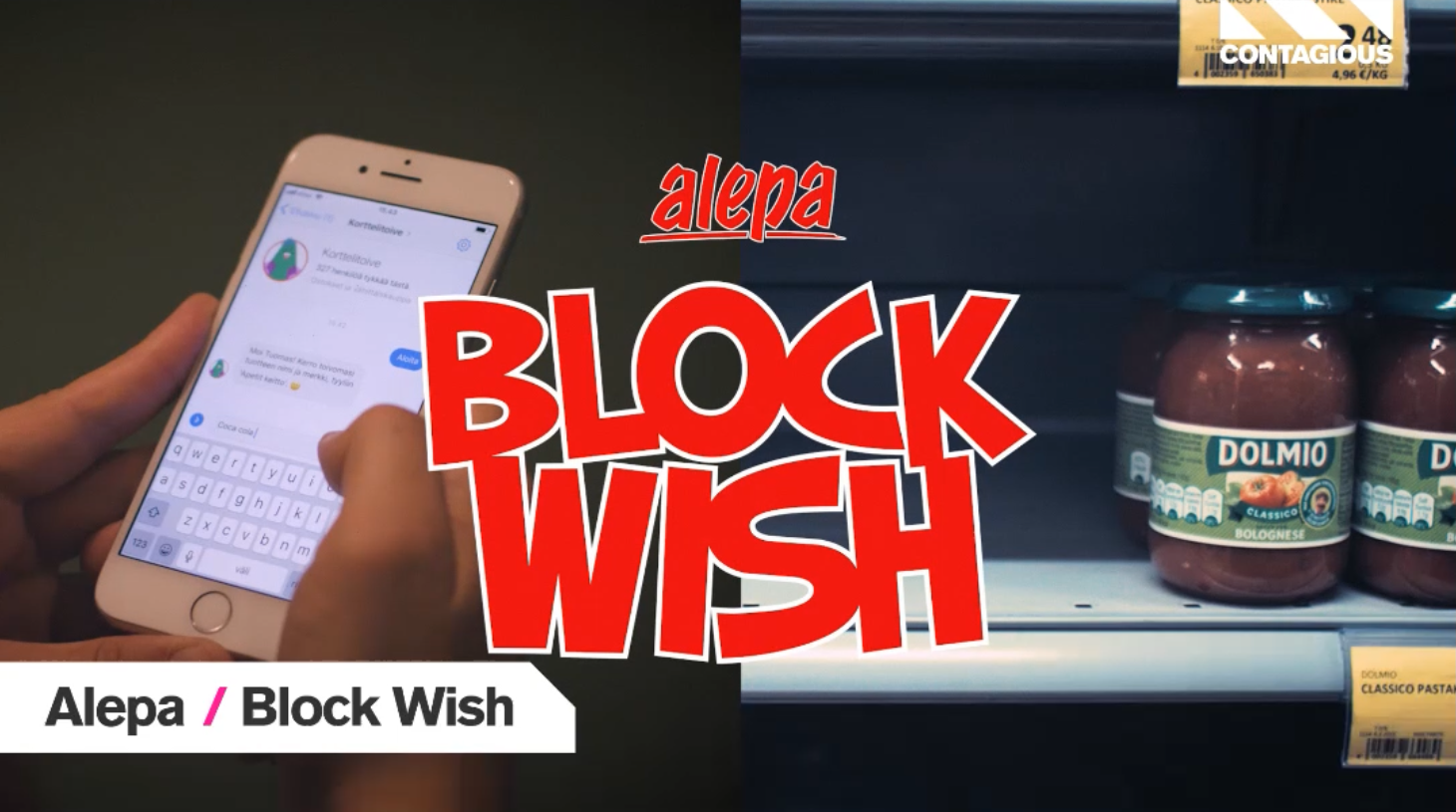 Audiense blog - Alepa | Block Wish | TBWA and SOK