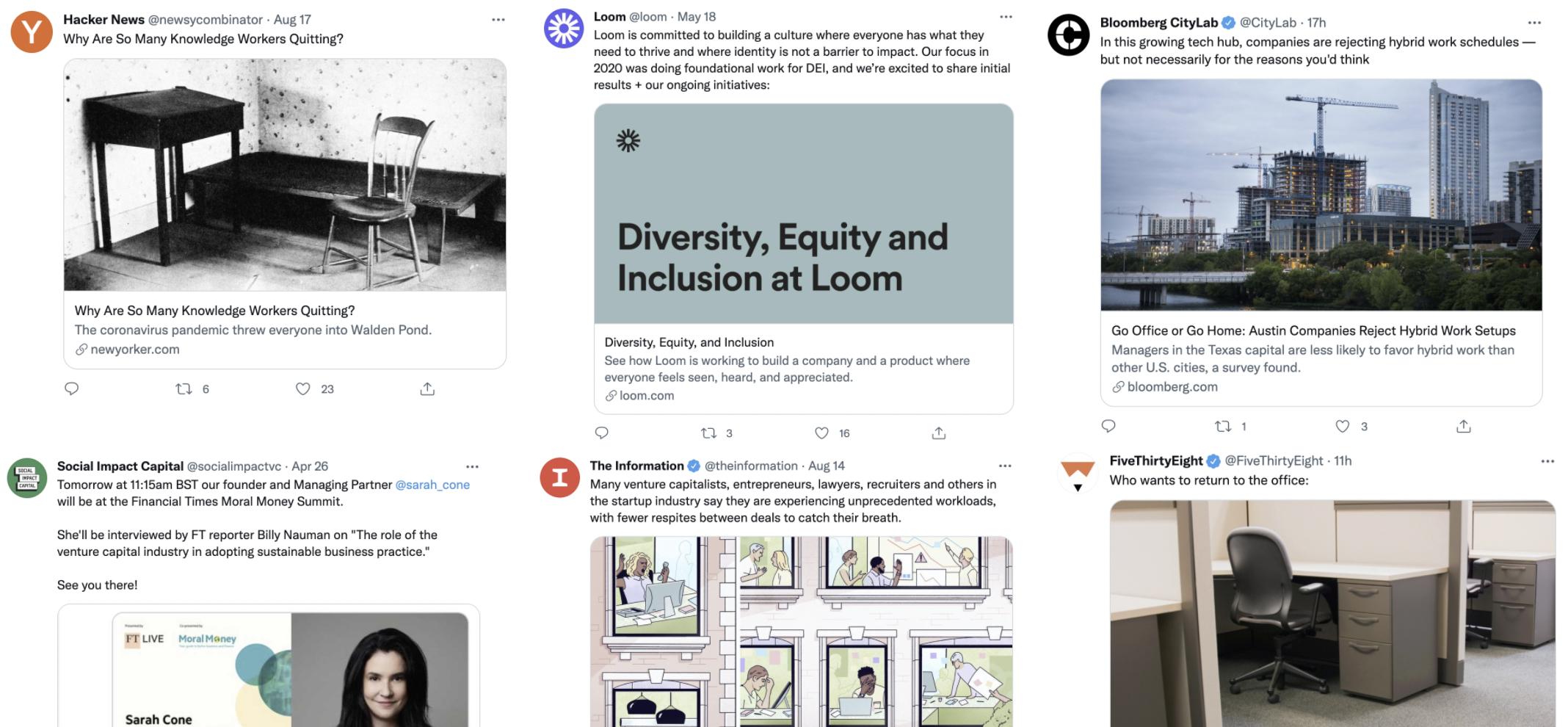 Audiense blog - Twitter Listening - Global Payroll
