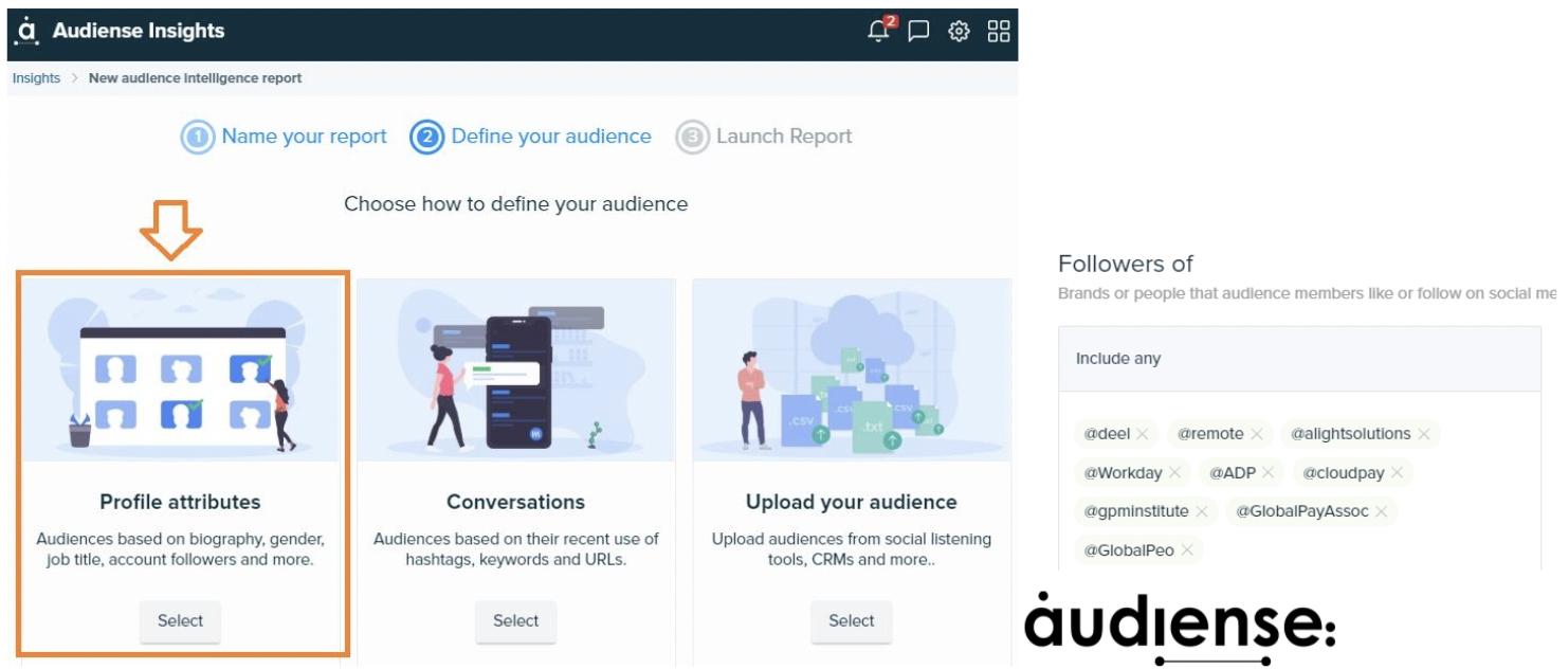 Audiense blog - Upload Process Audiense