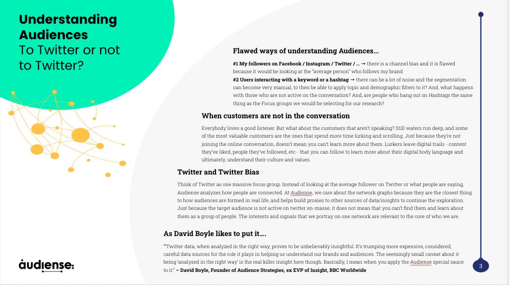 Audiense blog - To Twitter ir not to Twitter
